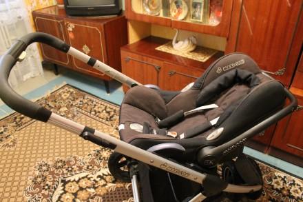 Универсальная Maxi-Cosi Mura 3 коляска 3 в 1 предназначена для детей с рождения . Киев, Киевская область. фото 4