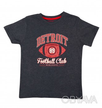 Стильная и качественная футболочка для мальчика. Производитель Primark.  Футбол. Винница, Винницкая область. фото 1