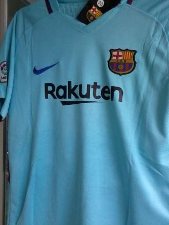 Форма футбольная Барселона Месси. Херсон. фото 1