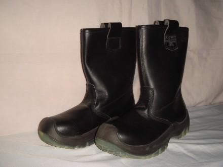 Ботинки-сапоги мужские р.39