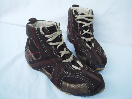 Ботинки кожаные р.37-38 демисезон Fun&Co Германия женские. Днепр. фото 1