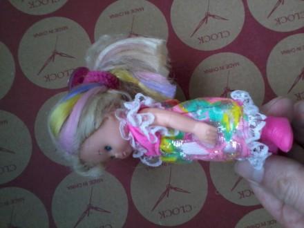 Кукла б.у. маленькие (2 шт)(цена за 1 шт). Херсон. фото 1