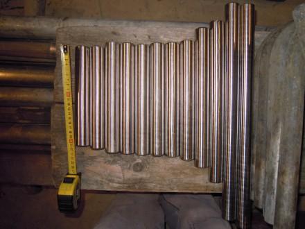 Продам трубы нержавеющие, новые, не магнитные.  Диаметр 32х6мм.: 1.2м - 3шт 1. Энергодар, Запорожская область. фото 10