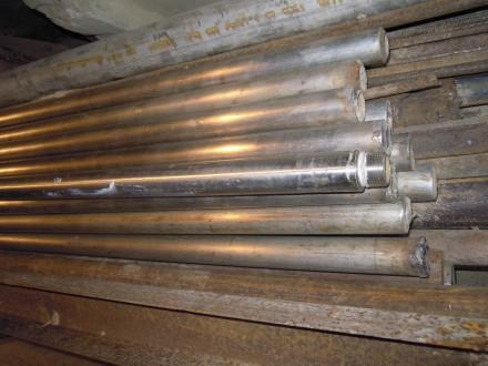 Продам трубы нержавеющие, новые, не магнитные.  Диаметр 32х6мм.: 1.2м - 3шт 1. Энергодар, Запорожская область. фото 3