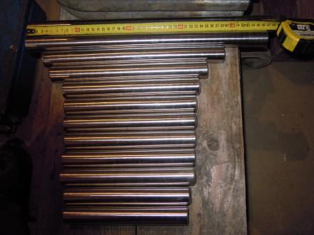 Продам трубы нержавеющие, новые, не магнитные.  Диаметр 32х6мм.: 1.2м - 3шт 1. Энергодар, Запорожская область. фото 9