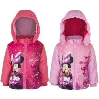 Демисезонная куртка девочке, Disney, Дисней.. Винница. фото 1