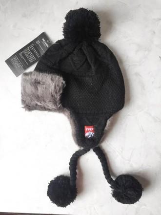 Классная зимняя шапка. Львов. фото 1