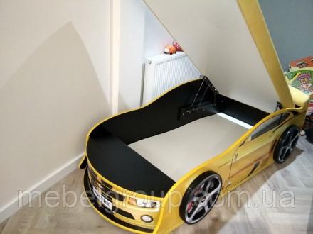 Купить кровать машину можно на сайте mebelgroup.com.ua  Разные модели кроватей. Киев, Киевская область. фото 3
