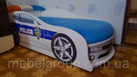 Купить кровать машину можно на сайте mebelgroup.com.ua  Разные модели кроватей. Киев, Киевская область. фото 5