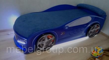 Купить кровать машину можно на сайте mebelgroup.com.ua  Разные модели кроватей. Киев, Киевская область. фото 6