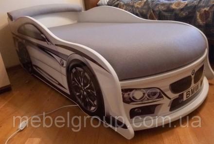 Купить кровать машину можно на сайте mebelgroup.com.ua  Разные модели кроватей. Киев, Киевская область. фото 7