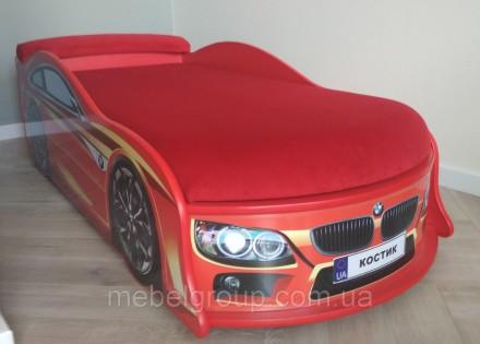 Купить кровать машину можно на сайте mebelgroup.com.ua  Разные модели кроватей. Киев, Киевская область. фото 11
