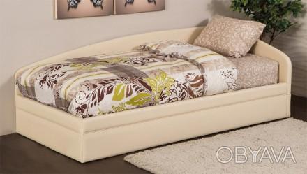 ᐈ детская кровать диван с нишей джуниор детская мягкая кровать с