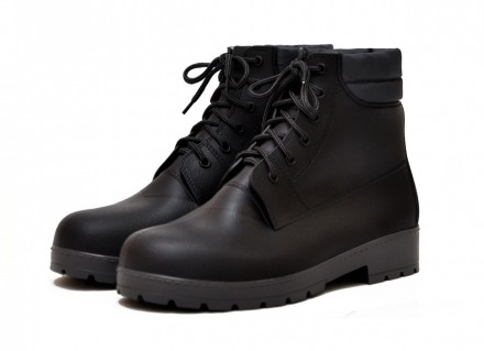 Мужские резиновые ботинки NordMan Rover ПС 31. Киево-Святошинский. фото 1