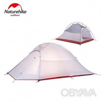 Двошаровий намет Naturehike. Двухслойная палатка Naturehike на 2 человек. fee53edda5b01