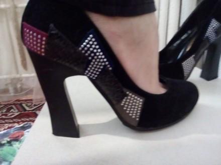 Новые туфли,хорошее качество, очень удобные, размер 37.если будут вопросы, пишит. Чернигов, Черниговская область. фото 2