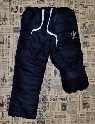 Детские зимние штаны, очень теплые. Нежин. фото 1