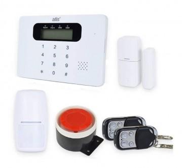 GSM сигнализация для дома, дачи, квартиры. Днепр. фото 1