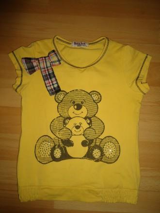 Красивая летняя кофта футболка Bo&Bo Lizzy р.116. Яворов. фото 1