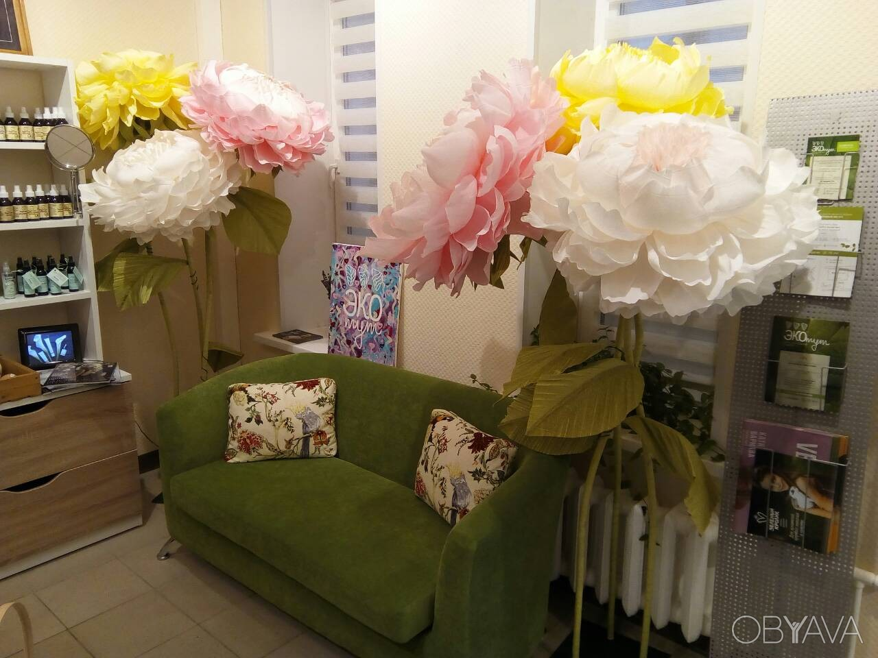 Цветы из бумаги своими руками: 4 мастер-класса, 70 фото и 2 48