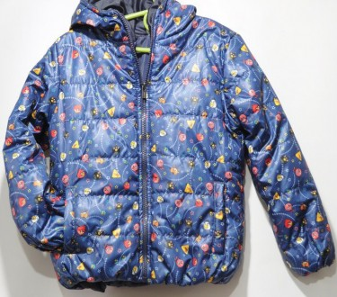 куртка ветровка для мальчика. Бахмут (Артемовск). фото 1