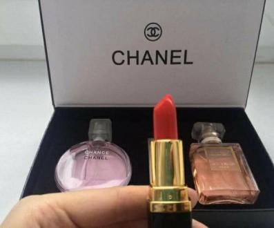 Подарочный набор Chanel 3 в 1. Ивано-Франковск. фото 1
