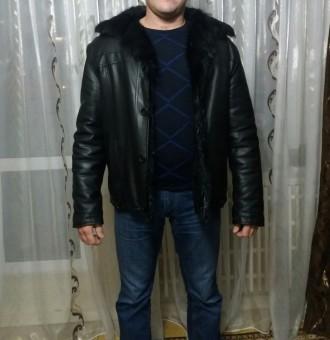 Зимняя куртка с мехом. Харьков. фото 1