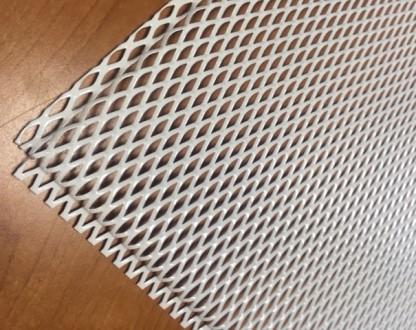 Сетчатые плиты Армстронг, перфорированные плиты, металлические перфорированные к. Киев. фото 1
