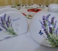 К 8 марта. Набор подарочный для кухни Прованс. Энергодар. фото 1