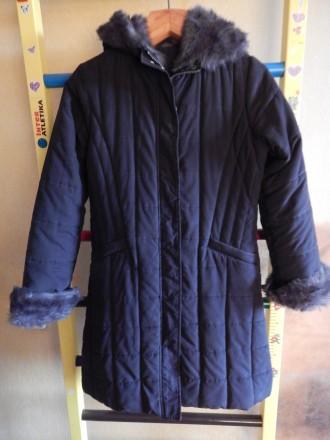 Пальто для девочки. Чернигов. фото 1