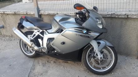 Продам мотоцикл BMW K1200S спорт-турист пробег 24000км кардан АБС. Киев. фото 1