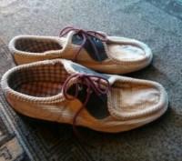 Туфли бежевые мужские. Киев. фото 1