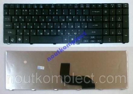 Клавиатура для ACER 5810T, 5536, 5538, E642, 5551. Киев. фото 1