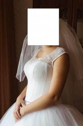 Продам свадебное платье. Васильков. фото 1