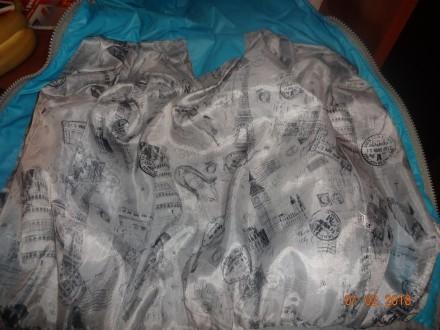 Отличные демисезонные куртки для детей!Водоотталкивающий болоний!    Застежка . Бахмут (Артемовск), Донецкая область. фото 4