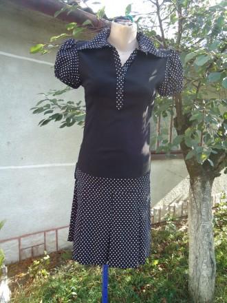 Новое платье для девочек, школьниц р.38. Яворов. фото 1
