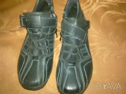Продам новые детские туфли на мальчишку