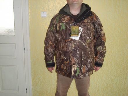 Продам куртку для охоты и рыбалки Field & Stream 5 в 1. Ивано-Франковск. фото 1