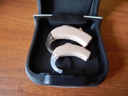 Слуховые аппараты Starkey DP7 и DP8. Чернигов. фото 1