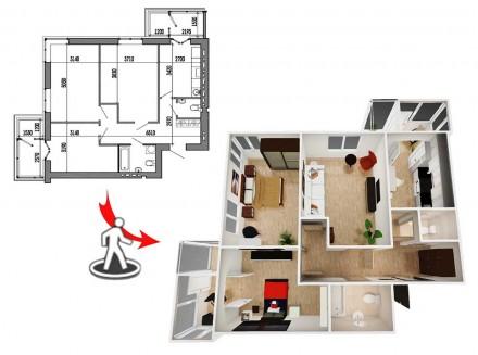 Вам необходимо продать дом или квартиру на стадии строительства?. Дніпро. фото 1