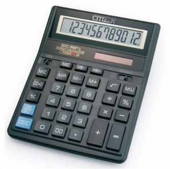 Калькулятор Citizen SDC-888TII. Киев. фото 1
