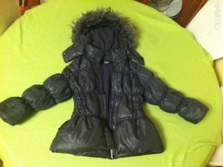 Куртка курточка Zara kids 3-4 года 104 см на весну. Киев. фото 1