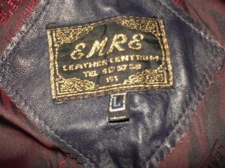 Кожаный женский плащ Размер 48 Длина 108 см, рукав реглан , длина рукава 56 см, . Чернигов, Черниговская область. фото 3