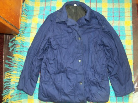 Куртка ватная. Днепр. фото 1