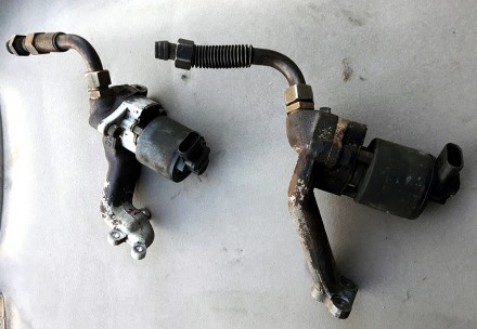 Клапан EGR ЕГР Opel Omega V6 2.5, 3.0. Ковель. фото 1
