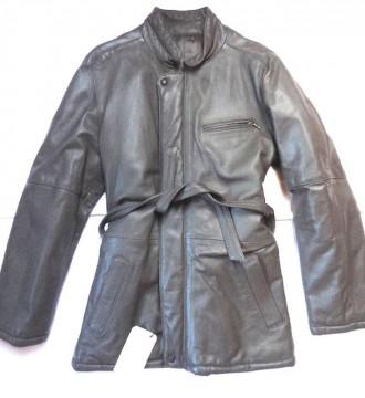 куртка кожа Италия новая. Гнивань. фото 1