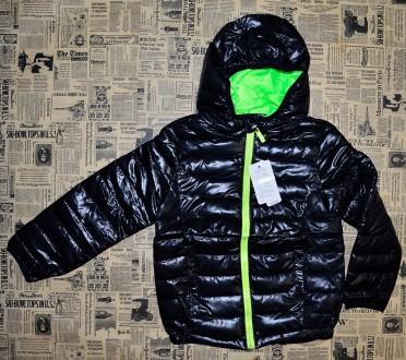 Куртка демисезонная, 5-8 лет. Нежин. фото 1