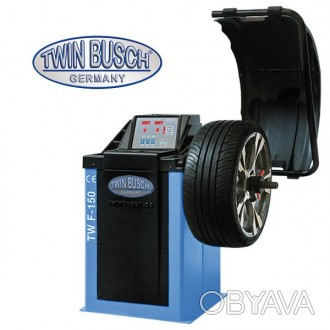 Балансировочный/ Балансувальний/ Wheel balancer стенд Twin Busch TW F-150