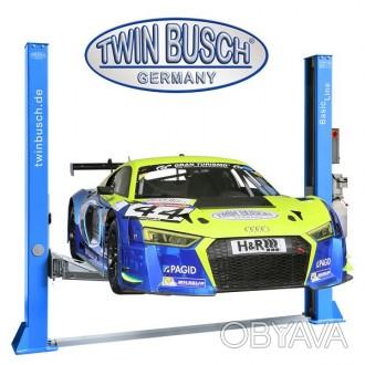 Підіймач/Подъемник/Car Lift Twin Busch TW242A