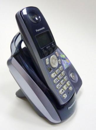 Стационарный радиотелефон Panasonic KX-TCD225UA. Львов. фото 1